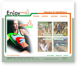 Enjoy Sports Club - www.enjoysportsclub.ro