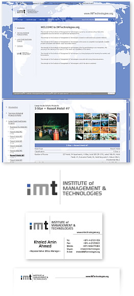 Institute of Management & Technologies - Turn-Key Industrial Projects & Plants - Large Scale Real Estate Projects - www.imtechnologies.org